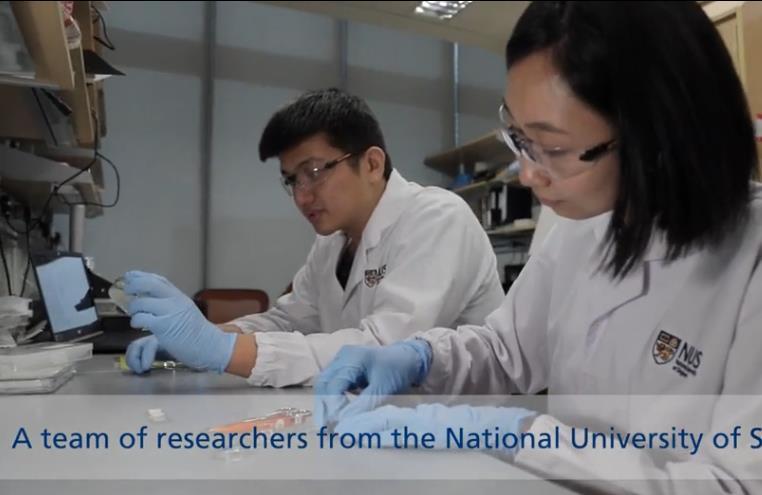 科学家研制出新型可拉伸材料:能发光可自愈