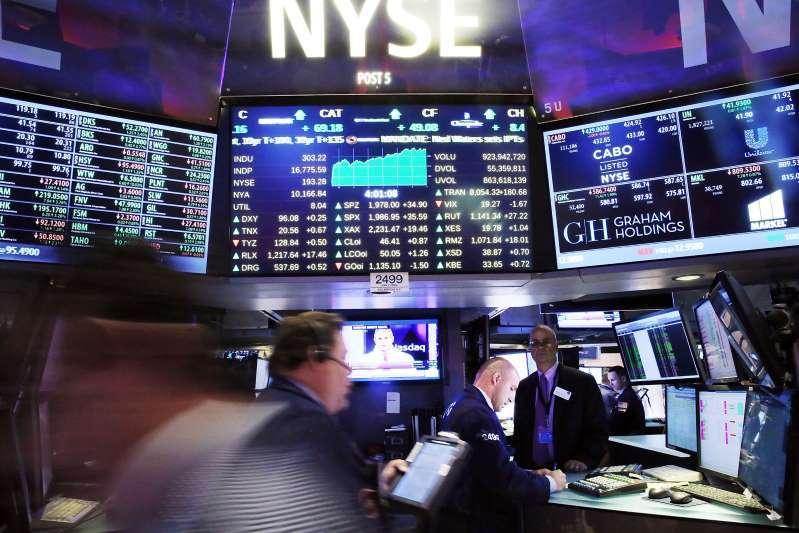美股大幅反弹纳指盘中创历史新高瑞幸大涨逾36%