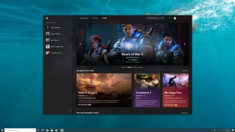 微软正式宣布Win10商店PC游戏支持Mod