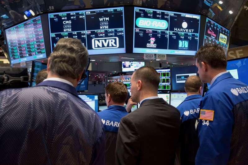 黑色星期四?美股收盘全线暴跌特斯拉下跌超5%