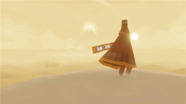 原PS游戏《风之旅人》正式登陆Steam:促销价41元,支持简体中文