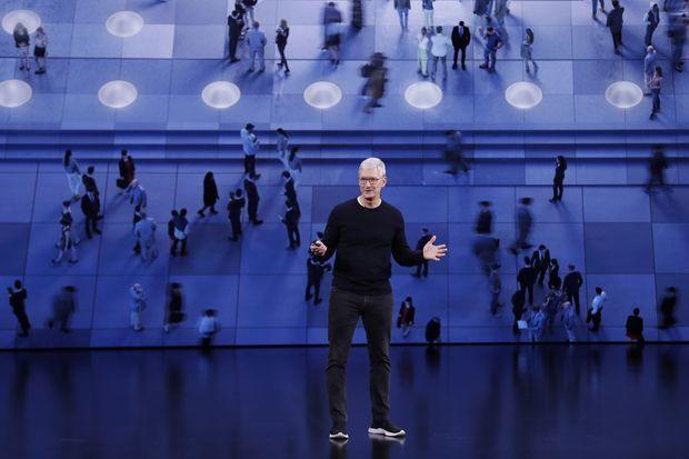 iPhone已经不再是曾经的摇钱树苹果靠什么赚钱?