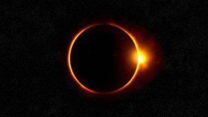 错过等10年!夏至日巧遇天文奇观日环食中国可见