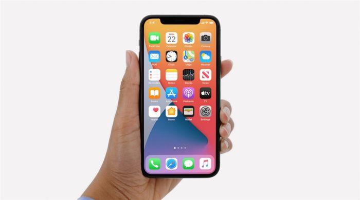 苹果iOS14支持通过敲击iPhone背面实现不同操作!