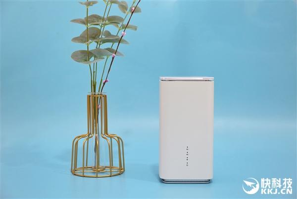 5G信号秒变高速Wi-FiOPPO5GCPET1图赏