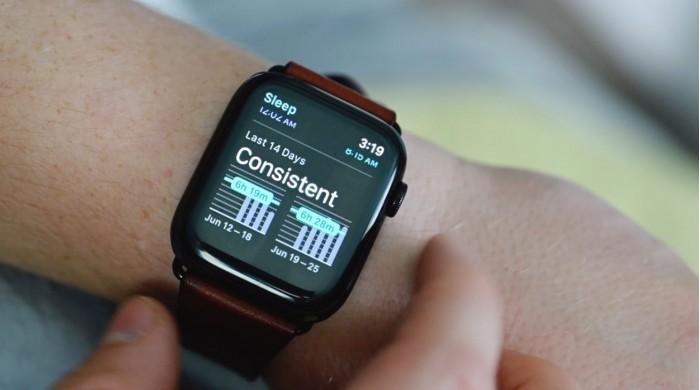 苹果五年前就已开始研发AppleWatch睡眠追踪功能