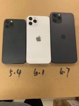 消息称苹果上海代工厂将生产iPhone124G版本