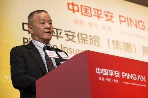中国平安:马明哲辞任CEO姚波出任联席首席执行官