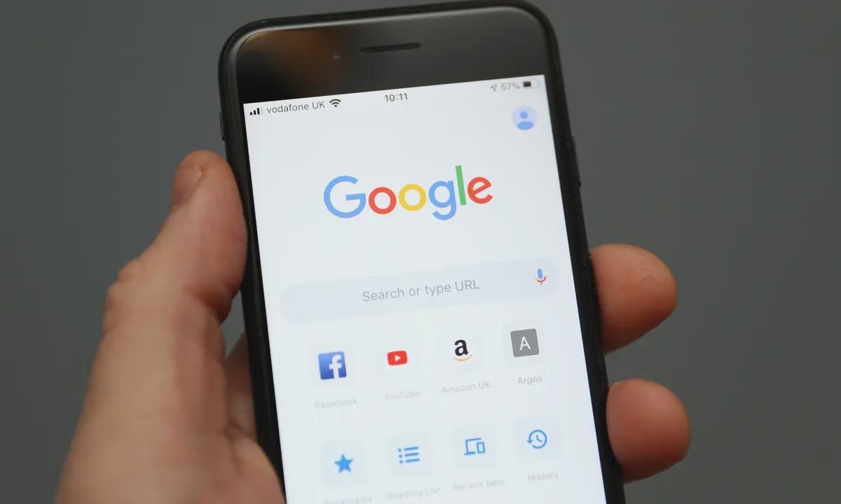 谷歌去年在英国向苹果付费15亿美元成默认搜索引擎