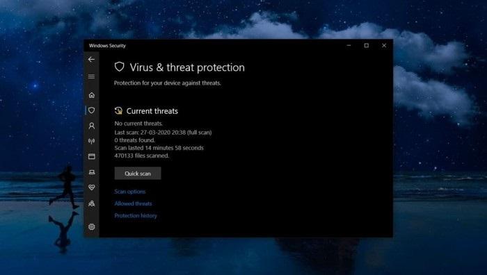 Windows10版本2004新Bug:重复报告安全警报