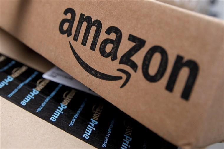 亚马逊股价首次站上3000美元大关市值报1.5万亿美元