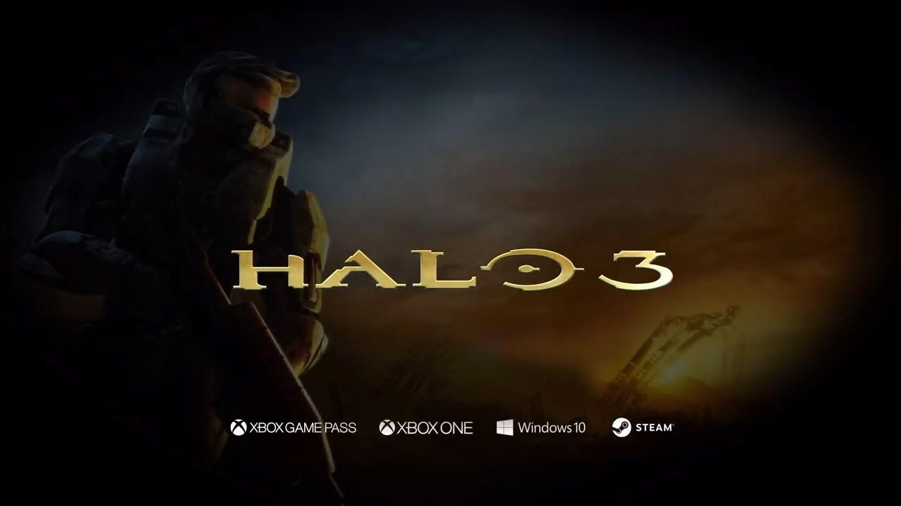 《光环3》将于7月14日登陆Steam
