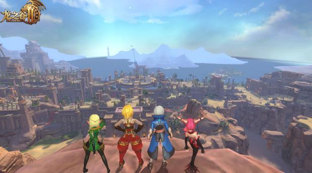 《龙之谷2》全平台上线周深演唱游戏主题曲