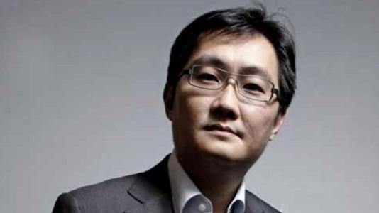 再次套现:马化腾减持50万股腾讯公司股票