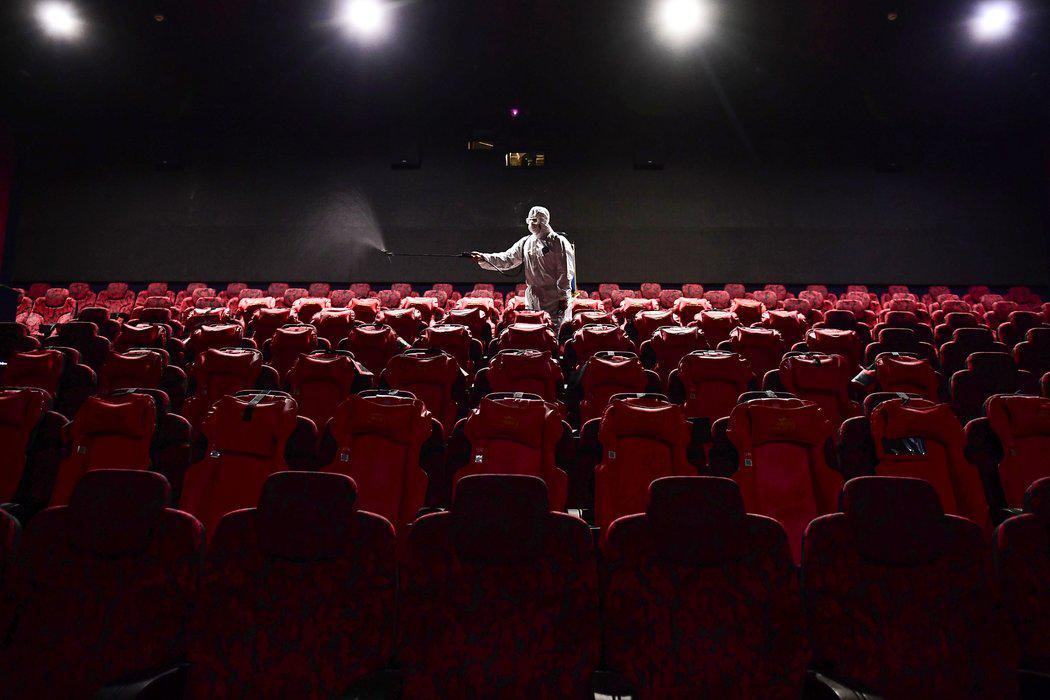 低风险地区电影院可于7月20日有序恢复开放营业