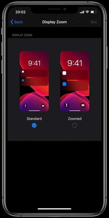 """苹果iOS14beta3""""展示""""了全新5.4英寸iPhone12系统界面"""