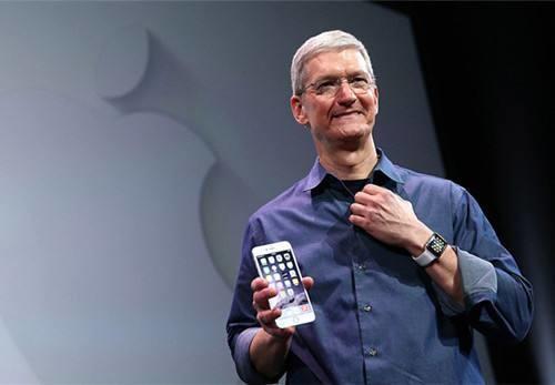 库克:苹果的收购行动是为了把技术用在iPhone上