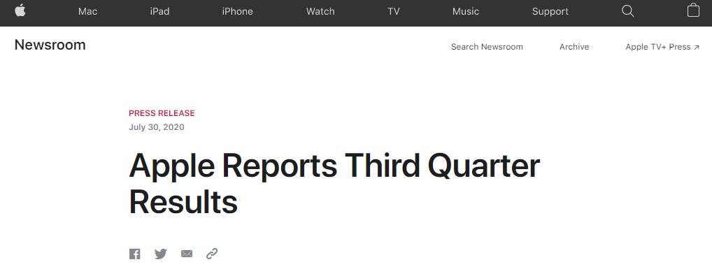 库克:iPad和Mac本季度供应面临压力