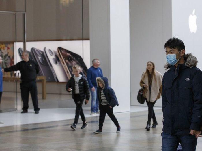 苹果要求英国零售店房东减免一半的租金承诺会延长租期