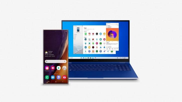 """微软""""你的手机""""新功能即将到来:电脑同时运行多个手机应用,首发三星Note20"""