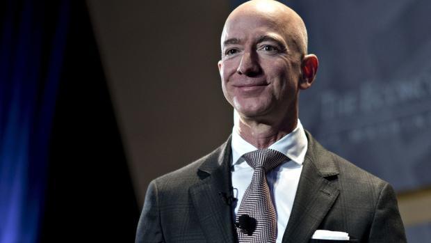 价值31亿美元!贝索斯大举抛售亚马逊股票套现