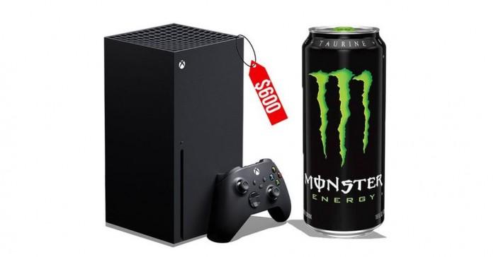疑似XboxSeriesX售价曝光将成最昂贵的Xbox主机