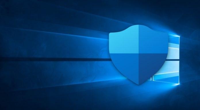 微软非常不希望用户禁用WindowsDefender防病毒软件