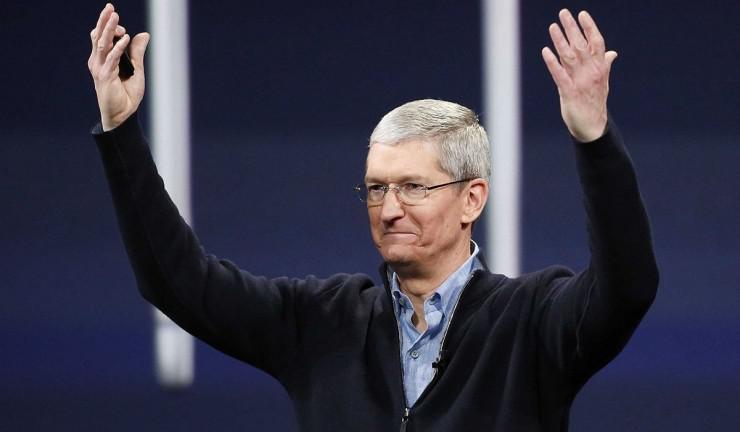 库克出任苹果CEO九周年,任内股票将第二次拆分