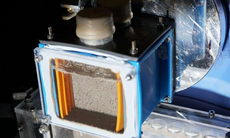 人工光合作用技术取得进展阳光、二氧化碳和水能变成燃料