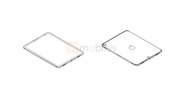 iPad8曝光:FaceID/USB-C加持、轻薄窄边框