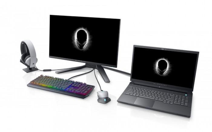 Alienware升级产品线:配RTX30显卡的PC