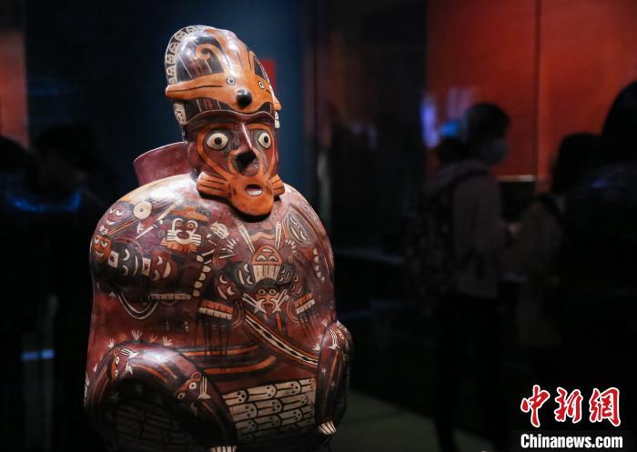 157件组秘鲁文物长沙展出探寻印加帝国的源流