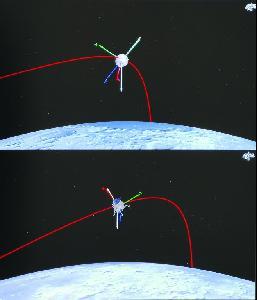 """嫦娥五号迎""""挖土""""前关键节点:落月"""