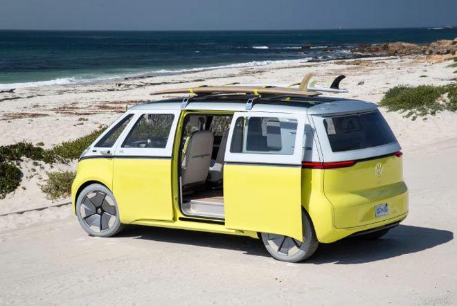 大众小型多用途电动汽车IDBUZZ推迟至2023年上市