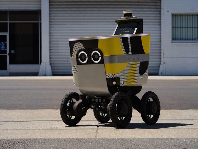 """斥资26.5亿美元买的机器人公司现被Uber""""抛弃""""?"""