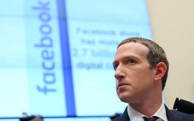"""被苹果阻止""""跟踪用户"""",Facebook反击"""
