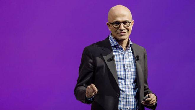 微软第二财季营收431亿美元净利155亿美元同比增长33%