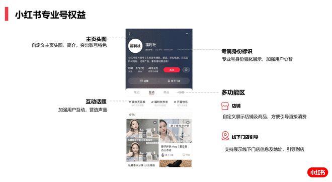 """小红书:8月2日正式推行""""号店一体""""机制,支持""""0门槛快速开店"""""""