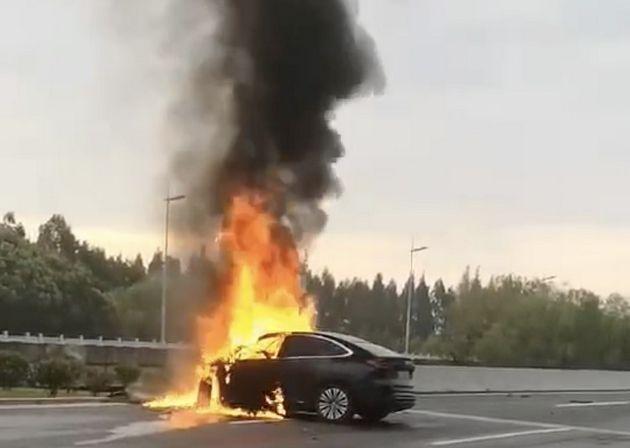 蔚来回应致命车祸:电池包基本完好,消防部门认定是交通事故