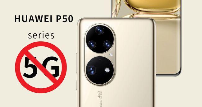 华为P50/Pro系列为何没有5G?残缺版麒麟9000背后真相在此