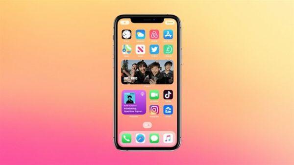 苹果iOS15功能前瞻!面部识别有了全新玩法