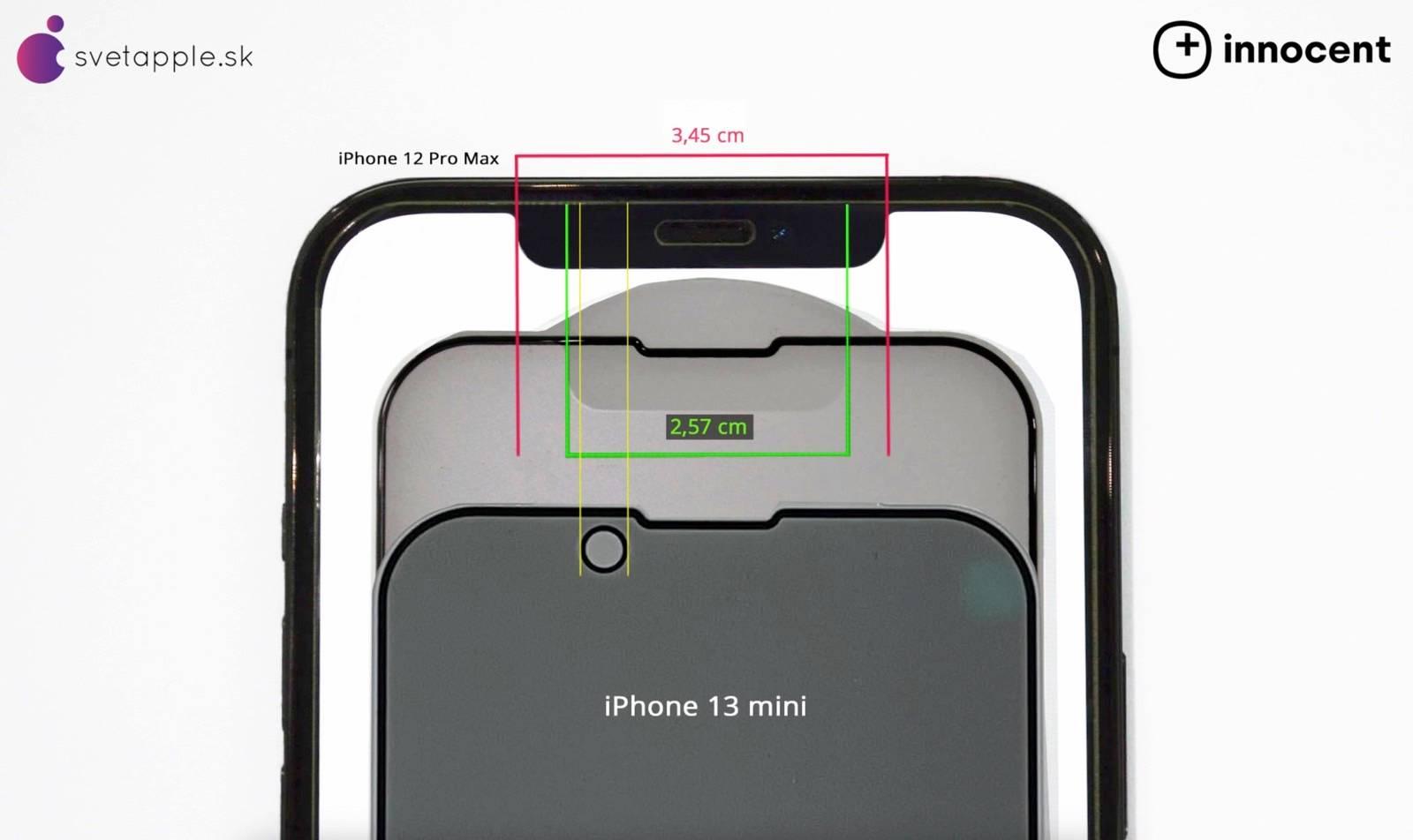 """爆料透露iPhone13设计最新变化""""刘海""""更窄"""
