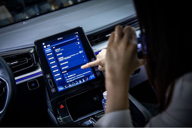 车内也能家电?北京现代与百度推第三代智能网联系统
