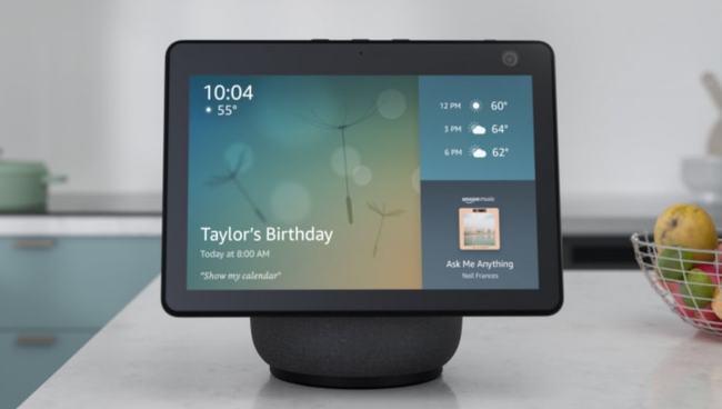 亚马逊发布会爆料:将推出带有显示屏的Echo智能音箱等