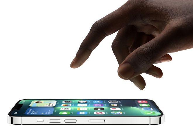 苹果:所有第三方App都可充分利用Pro机型120Hz高刷
