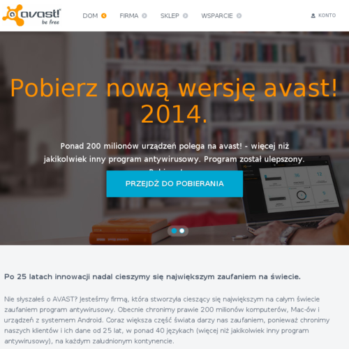 avast! - Download antivirus software for spyware and virus protection