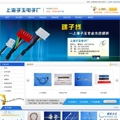 上海子玉电子厂